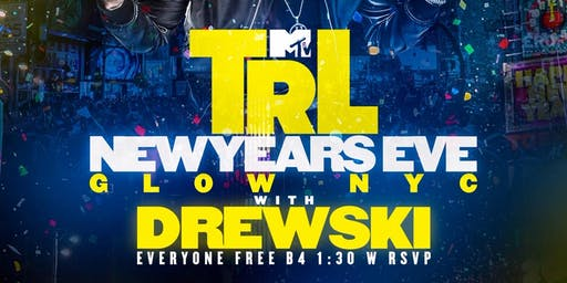 NYE Glow Party in Times Square @ 760 Rooftop with DJ Drewski