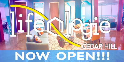 Lifeologie Cedar Hill Grand Opening!