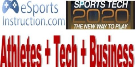 Athletes+Tech+Business Networking and Pitch Event at Retired NFL Players Congress tickets