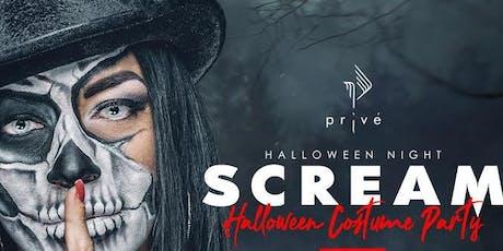 SCREAM Halloween Costume Party @ Revere Hotel Boston  tickets