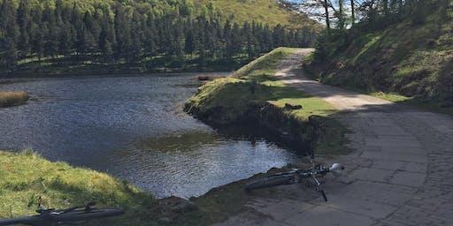 谢菲尔德峰区骑行ㄧ日游 - Sheffield Peak District One Day Cycling Trip