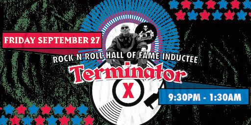 DJ Terminator X