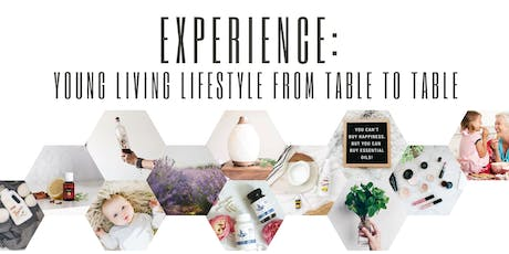 Thrive Family Presents: Young Living Table to Table tickets