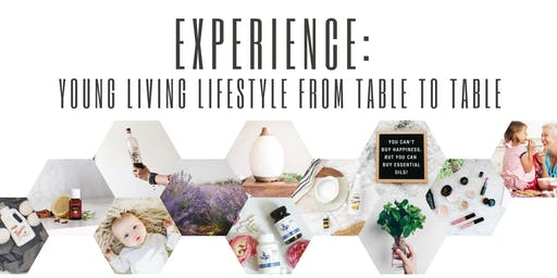 Thrive Family Presents: Young Living Table to Table
