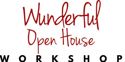 Wunderful Open House Workshop