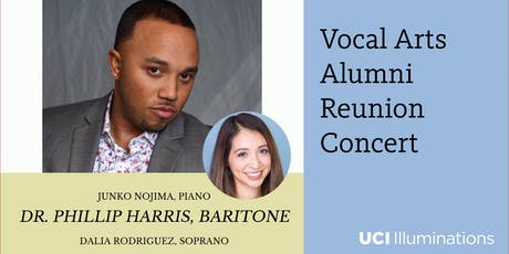 Vocal Arts Alumni Reunion Concert tickets