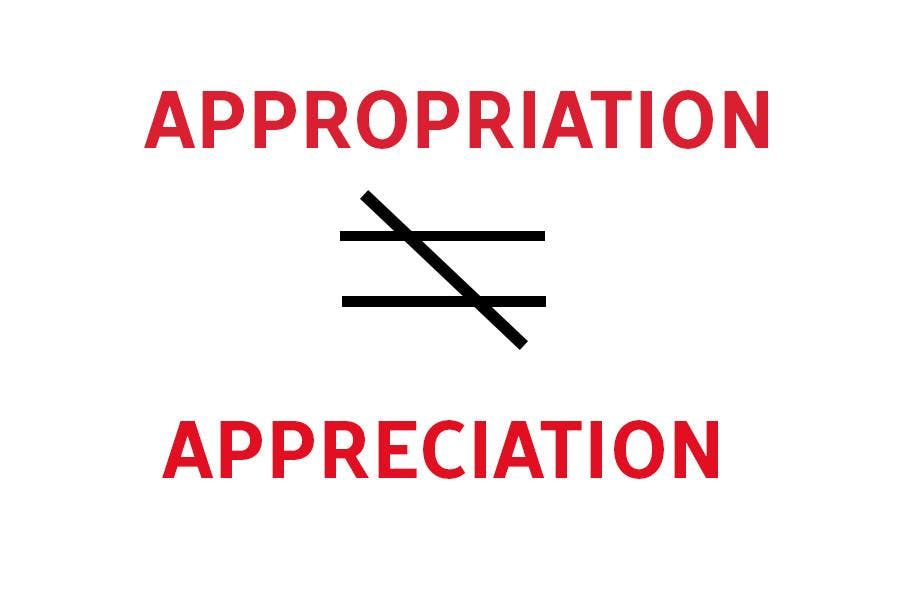 Social & Environmental Justice 10: Cultural Appreciation vs Appropriation
