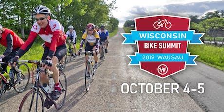 Wisconsin Bike Summit 2019 tickets