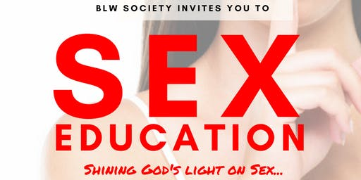 Sex Education London 2019