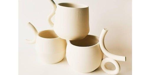 Ceramic Mug Making with Mud Witch (2019-12-03 starts at 7:00 PM)