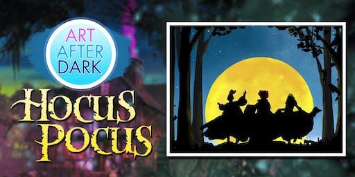 Art After Dark, Hocus Pocus