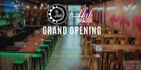 GRAND OPENING | The Hub FTL & Spark tickets