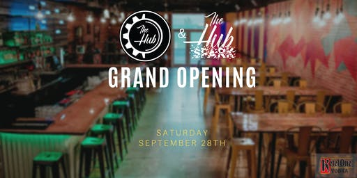 GRAND OPENING | The Hub FTL & Spark