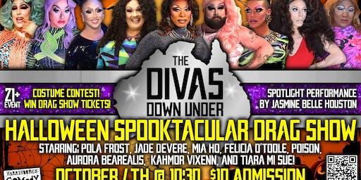 Diva's Down Under Halloween Spooktacular