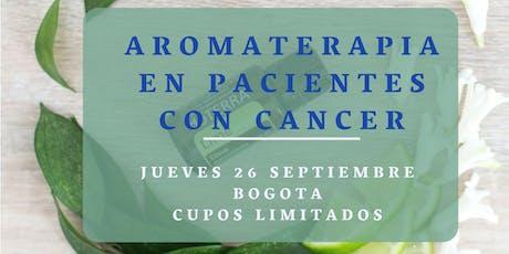 Efectos Aromaterapia en Pacientes boletos