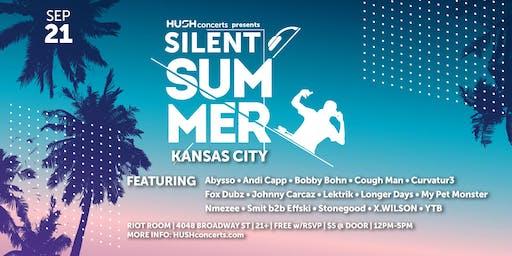 HUSHfest Silent Summer KC