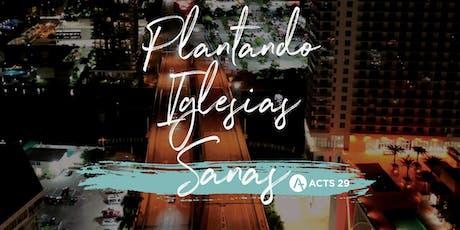 Plantando Iglesias Sanas tickets