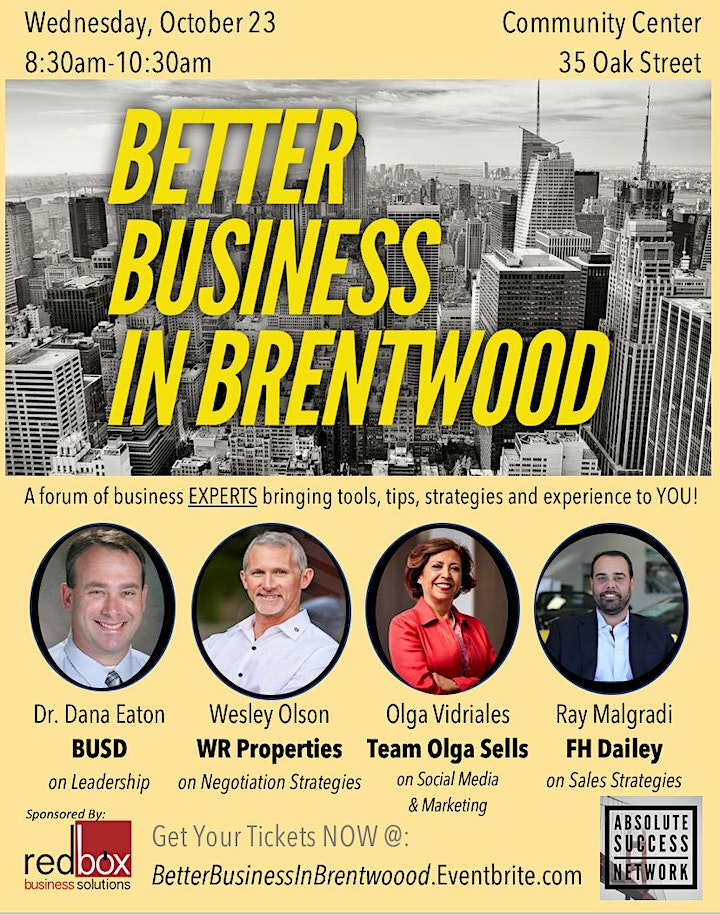 Better Business in Brentwood image