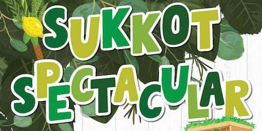 Sukkot Spectacular at the Vistas Park