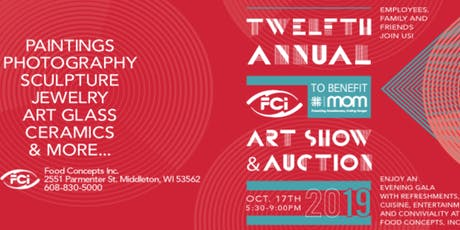 2019 FCI Art Show & Auction  tickets