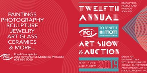 2019 FCI Art Show & Auction