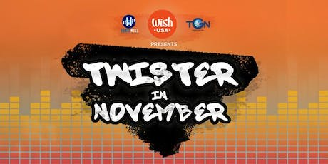 Twister in November: Los Angeles tickets