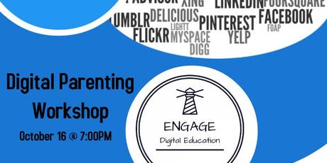 SPN Parent Education Workshop - Technology Use and Social Media tickets