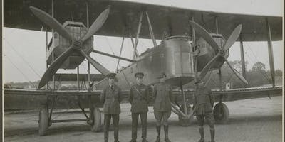 Epic Flight Centenary - Visit the Vickers Vimy at Adelaide Airport Tue 1pm