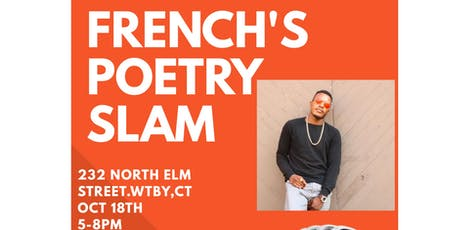 FRENCH'S POETRY SLAM tickets