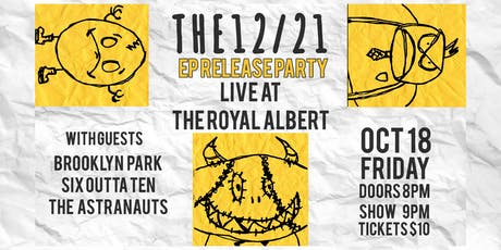 The 12/21 EP Release Party tickets