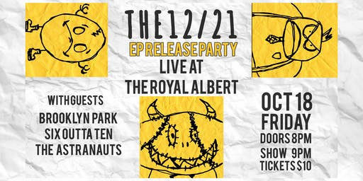 The 12/21 EP Release Party
