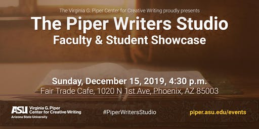 Piper Writers Studio Showcase