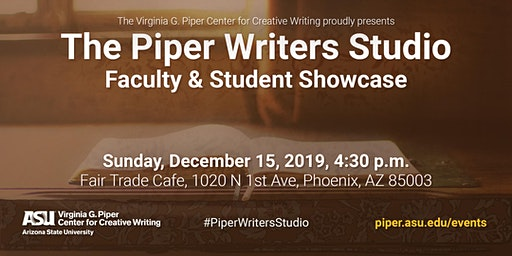Piper Writers Studio Showcase