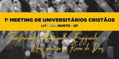 1° Meeting de Universitários Cristãos