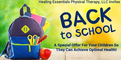 Back 2 School Wellness Workshop