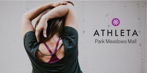 Power in Practice Yoga with Athleta Ambassador Tricia Olson