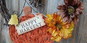 Harvest Party At The Vineyard!