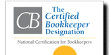 Informational Meeting/The Certified Bookkeeping Course tickets