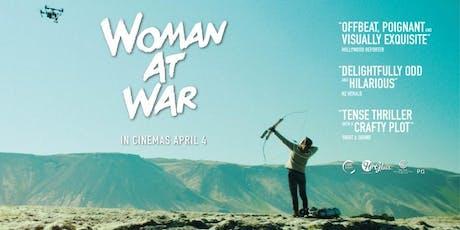 Woman at War - movie screening tickets