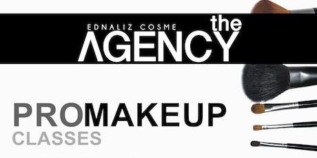 1st Level PRO Makeup Classes Carolina tickets