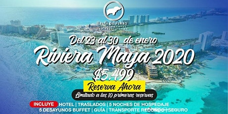 Riviera Maya 2020 | 5 días en el Caribe Mexicano boletos
