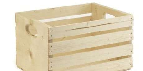 Intro to Shop: Let's build a box! tickets