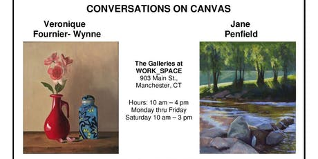 Conversations on Canvas tickets