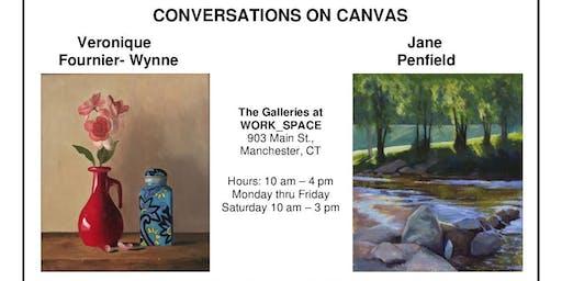 Conversations on Canvas