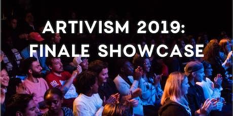 Artivism 2019: Finale Showcase tickets