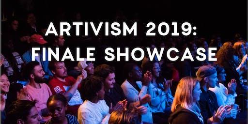 Artivism 2019: Finale Showcase