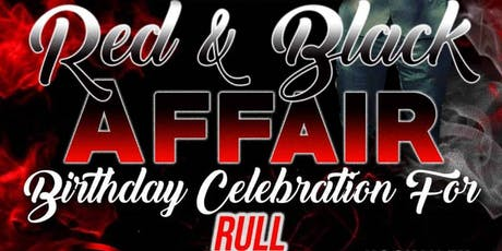 Red & Black Affair 5 tickets