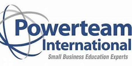 Powerteam International Icon Mastermind Hosted by Joseph Rosales tickets