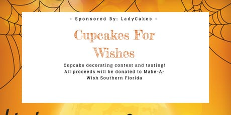 Cupcakes for Wishes tickets