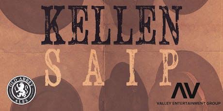 Kellen Saip Album Release Show tickets